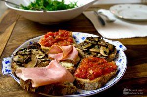 Bruschetta | Madame Cuisine