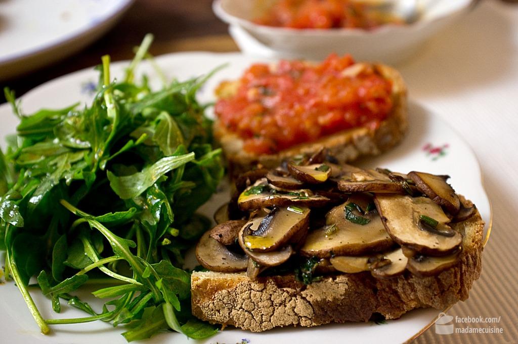 Bruschetta | Madame Cuisine Rezept