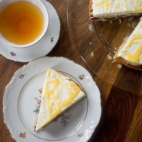 Kirsch-Eierlikör-Torte | Madame Cuisine