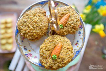 Osterkekse mit Haferflocken und Karotten | Madame Cuisine