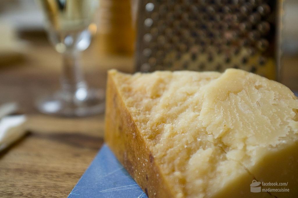 Risotto mit Pancetta und Erbsen | Madame Cuisine Rezept