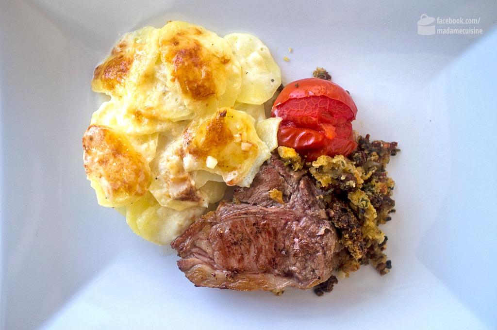 Kartoffelgratin | Madame Cuisine Rezept
