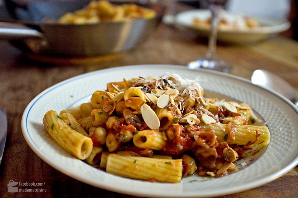 Marokkanische Pasta | Madame Cuisine Rezept