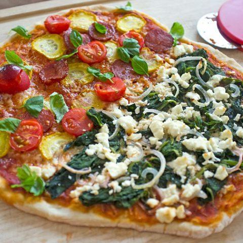 Der beste Pizzateig | Madame Cuisine