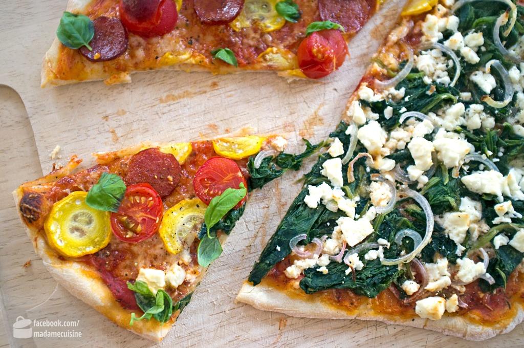 Der beste Pizzateig | Madame Cuisine Rezept