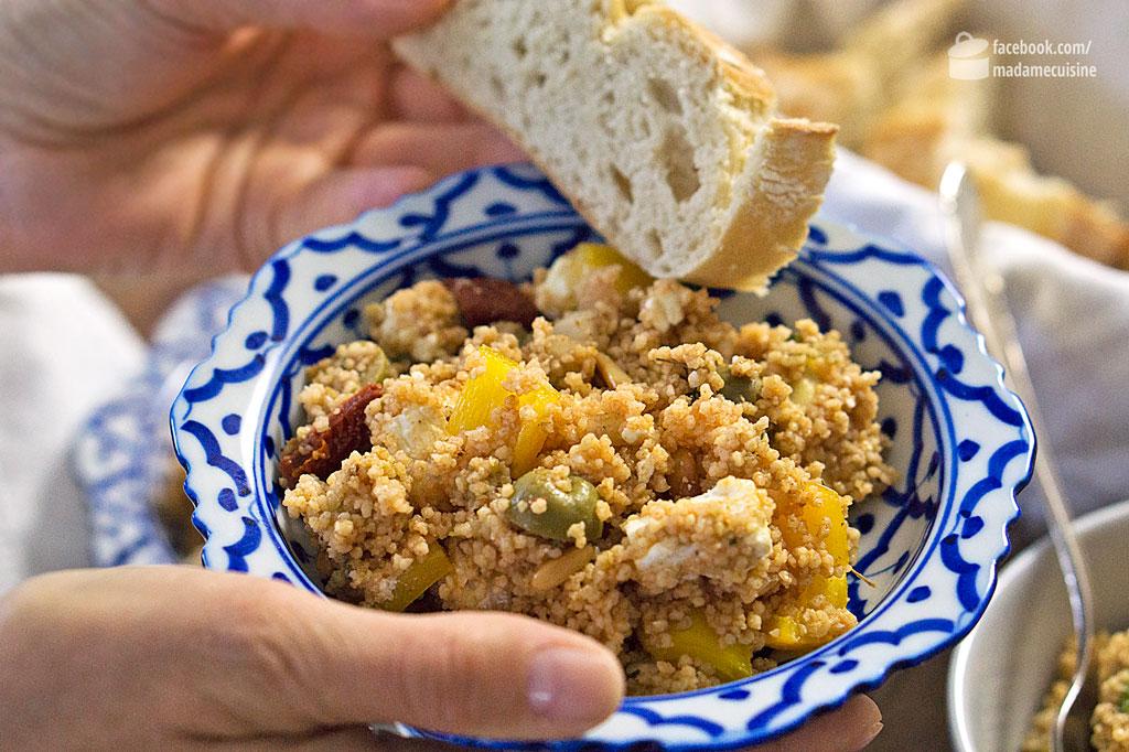 Arabischer Couscous-Salat | Madame Cuisine