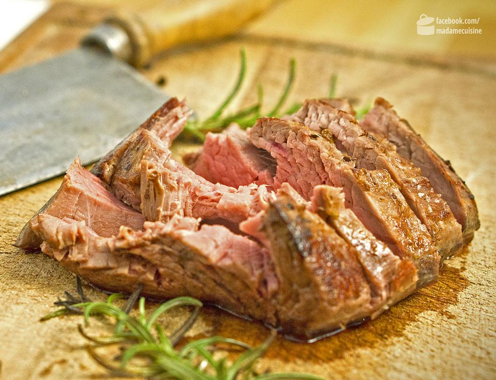 Rinderfilet Sous Vide | Madame Cuisine Rezept