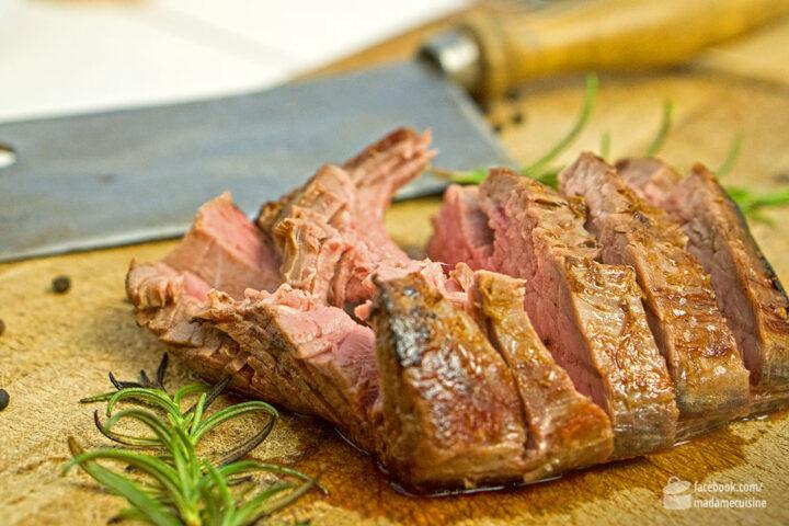 Rinderfilet Sous Vide | Madame Cuisine