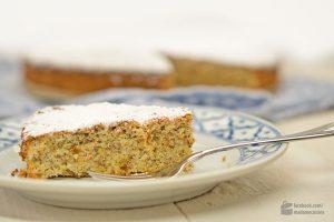 Mallorquinischer Mandelkuchen (Gató de Almendras) | Madame Cuisine