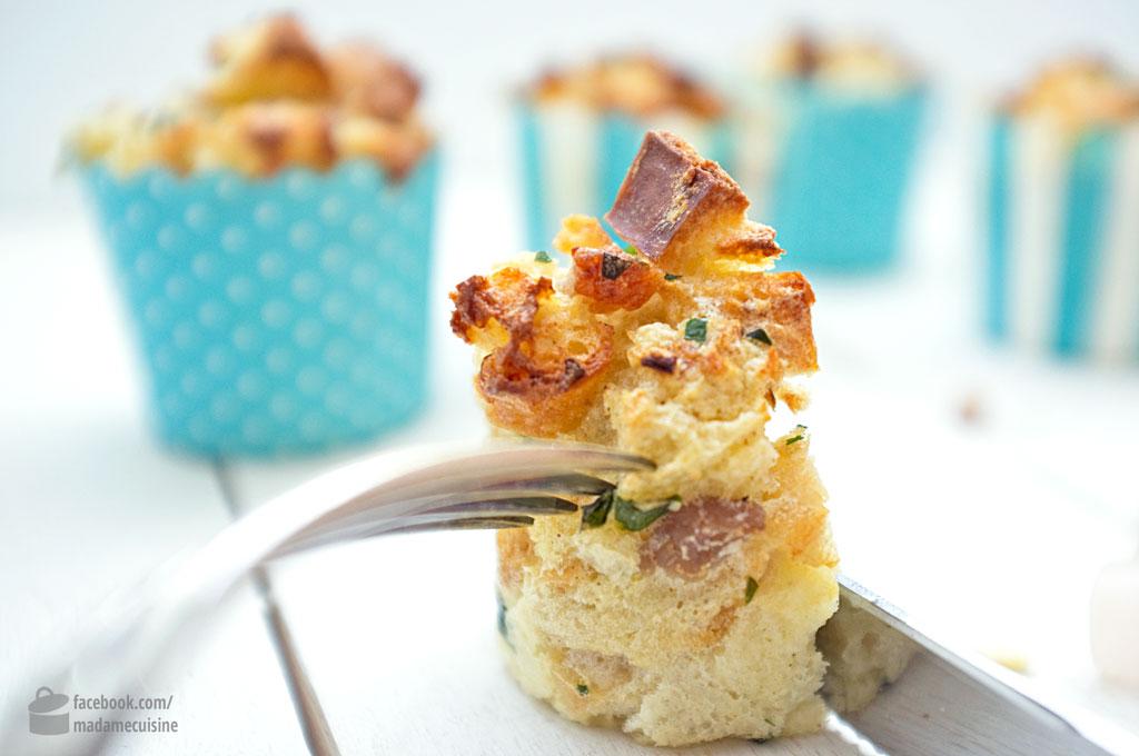 Knödel-Cupcakes | Madame Cuisine Rezept