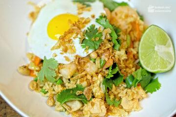 Nasi Goreng (Indonesische Reispfanne) | Madame Cuisine