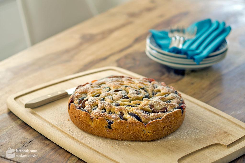 Zwetschgenkuchen | Madame Cuisine Rezept