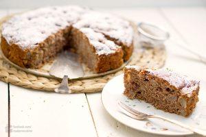 Winterlicher Birnen-Nuss-Kuchen | Madame Cuisine