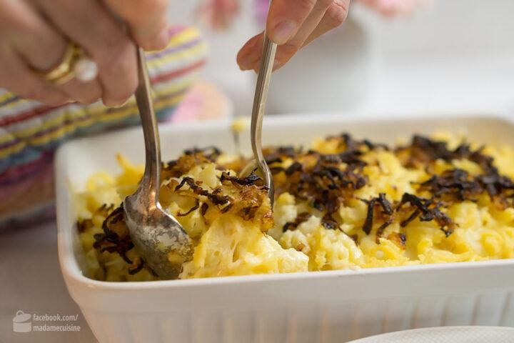 Käsespätzle vom echten Schwaben | Madame Cuisine