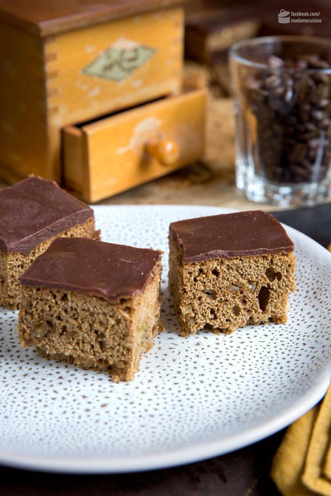 Zum Advent: Honigkuchen vom Blech | Madame Cuisine Rezept