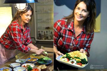 Gitta Saxx macht Wraps | Madame Cuisine
