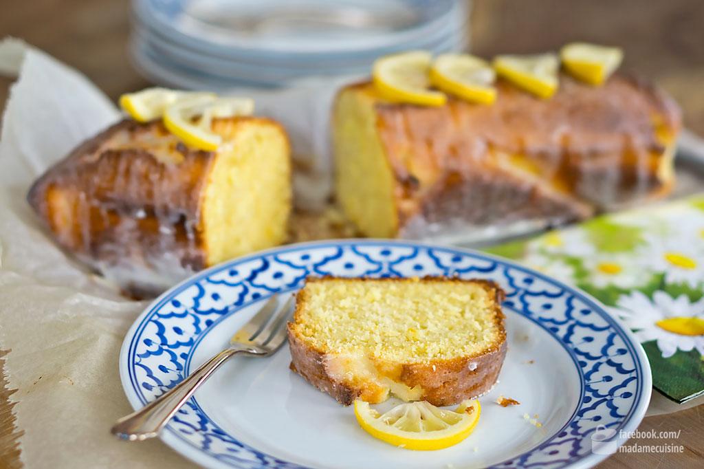 Saftiger Zitronenkuchen | Madame Cuisine