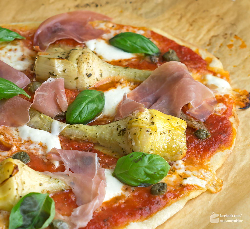 Pizza selber machen: 5 Tipps für die Pizza-Party | Madame Cuisine Rezept