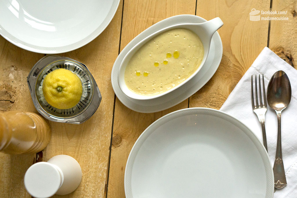 vitello tonnato pasta aber ohne kalb madame cuisine. Black Bedroom Furniture Sets. Home Design Ideas