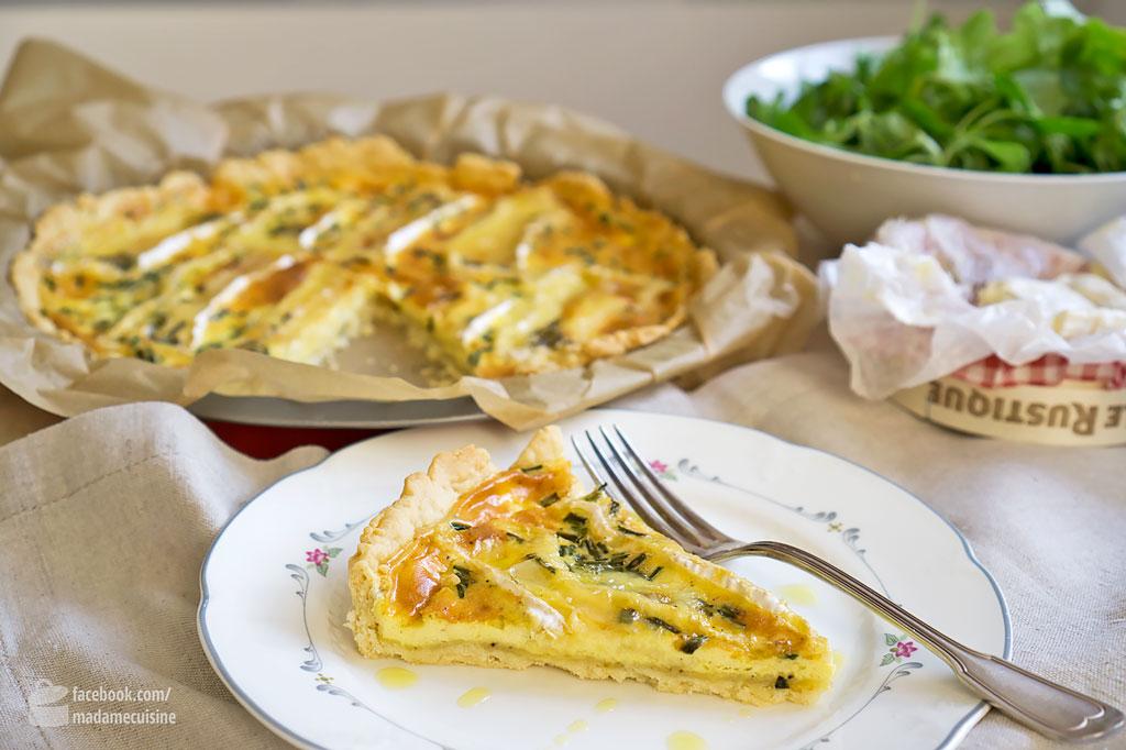 Pizza, Quiche & Tartes   Madame Cuisine Rezept