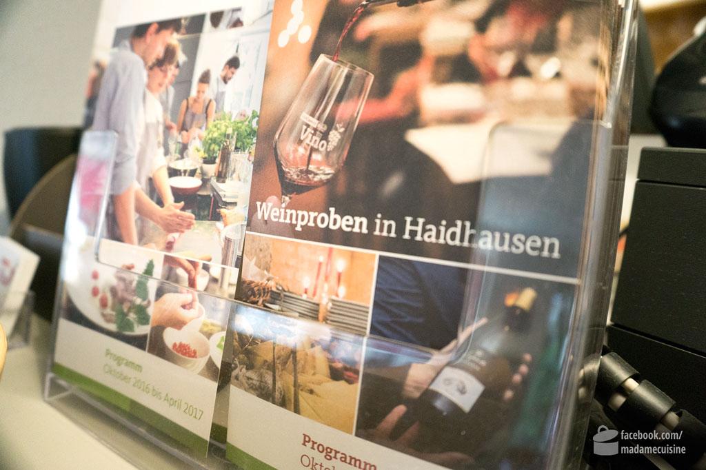 WeinEntdecker 2016: Deutsche Weine | Madame Cuisine Rezept