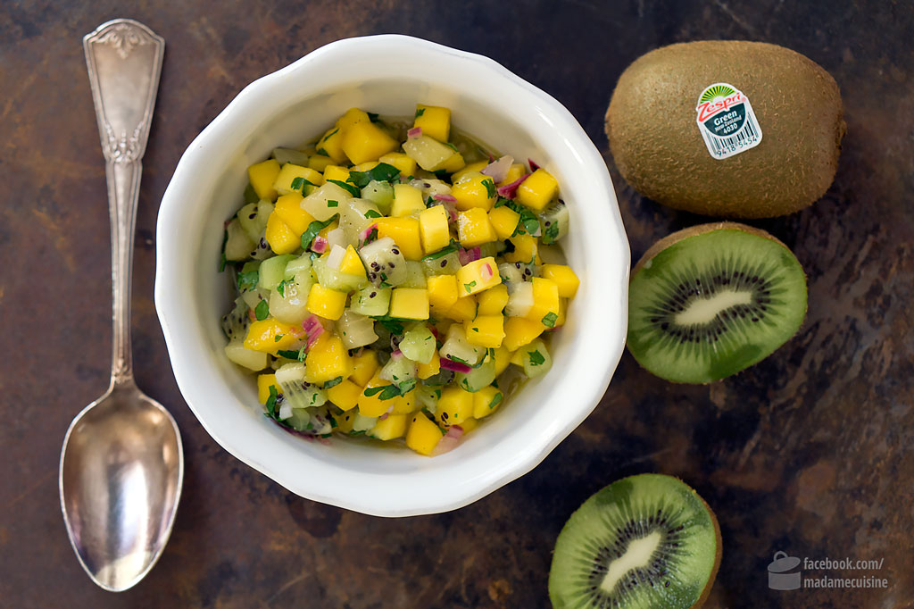 Herzhafte kiwi rezepte