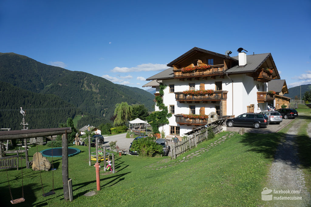 Familienurlaub auf dem Kompatscherhof in Südtirol | Madame Cuisine Rezept