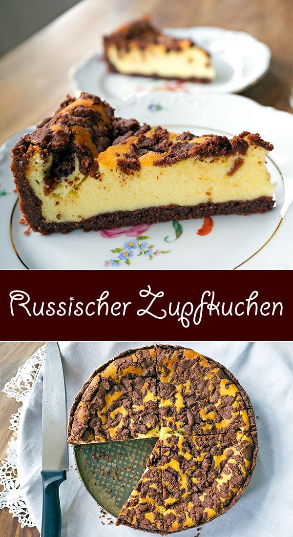 Russischer Zupfkuchen | Madame Cuisine Rezept