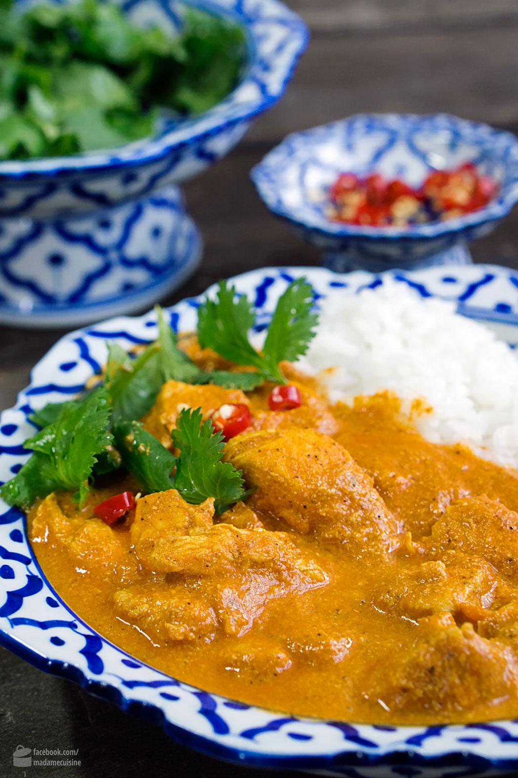 Indisches Butterhuhn – Murgh Makhani | Madame Cuisine Rezept