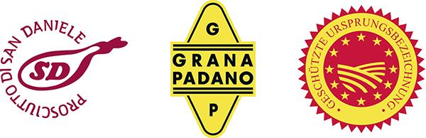 Pizza mit Prosciutto di San Daniele und Grana Padano | Madame Cuisine Rezept