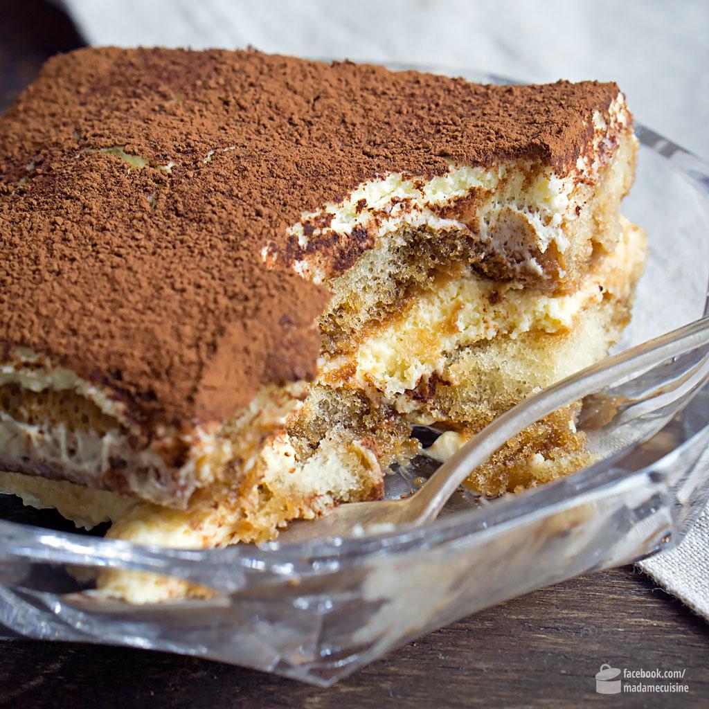 Tiramisu – Mein absolutes Lieblingsdessert | Madame Cuisine Rezept
