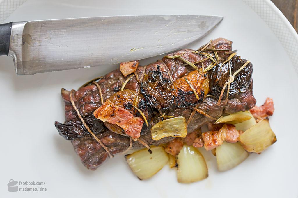 Silver Fern Farms – Ostermenü mit Lammlendenfilets | Madame Cuisine Rezept