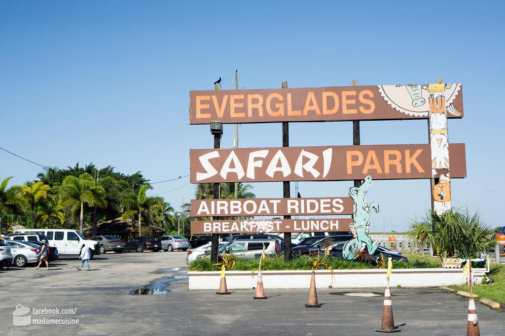Miami Everglades RV Resort, Everglades Safari Park   Madame Cuisine Rezept