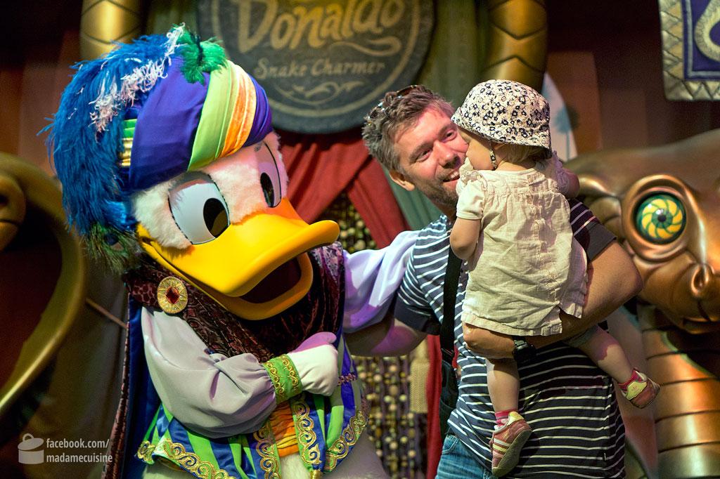 Disney World Magic Kingdom (Orlando) | Madame Cuisine Rezept