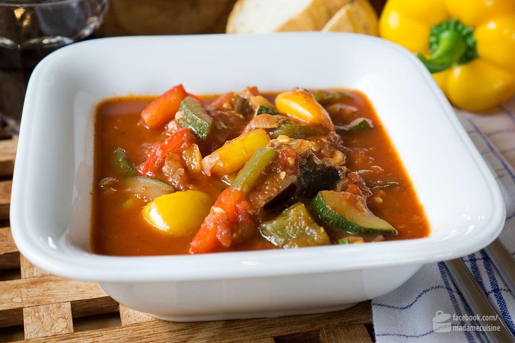 Ratatouille – Französischer Gemüseeintopf | Madame Cuisine Rezept
