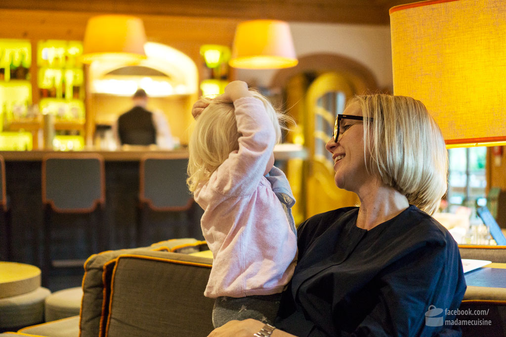 Im Hotel Bachmair Weissach am Tegernsee | Madame Cuisine Rezept