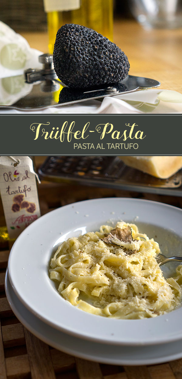 Trueffel-Pasta