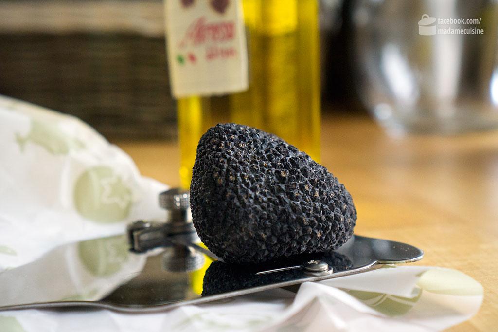 Trüffel-Pasta | Madame Cuisine Rezept