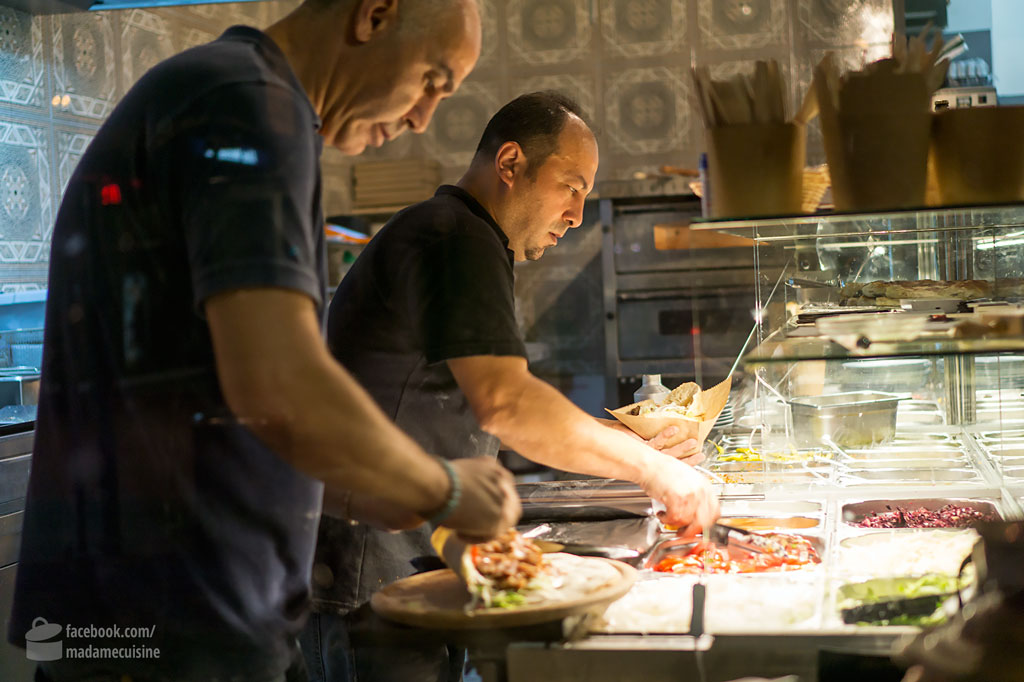 Best Döner in Town: Bei Onkel Ali | Madame Cuisine Rezept