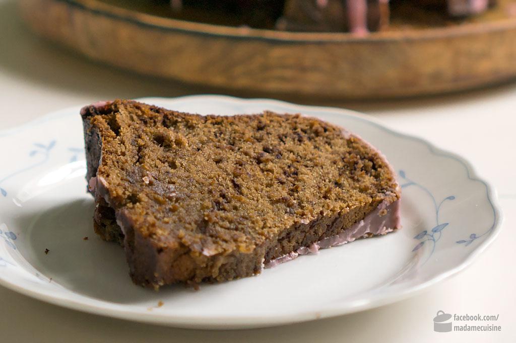 saftiger rotweinkuchen mit schokolade madame cuisine. Black Bedroom Furniture Sets. Home Design Ideas