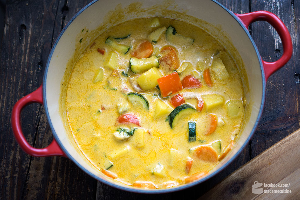 Indisches Fisch-Curry | Madame Cuisine Rezept