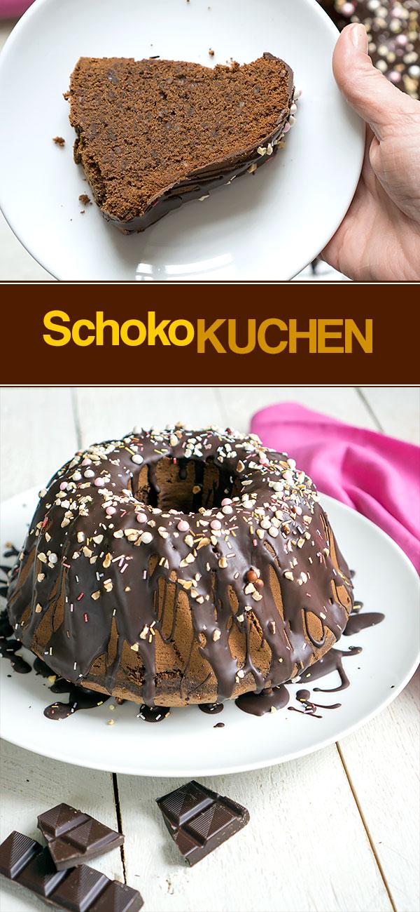 Schoko-Kuchen für Erwachsene | Madame Cuisine Rezept
