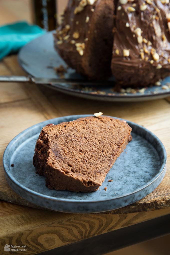 Haselnusskuchen mit Haselnussöl | Madame Cuisine Rezept