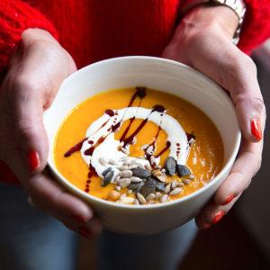 Klassische Kürbissuppe | Madame Cuisine Rezept