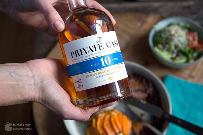 Rinderfilet mit Whiskey-Cranberry-Sauce | Madame Cuisine Rezept
