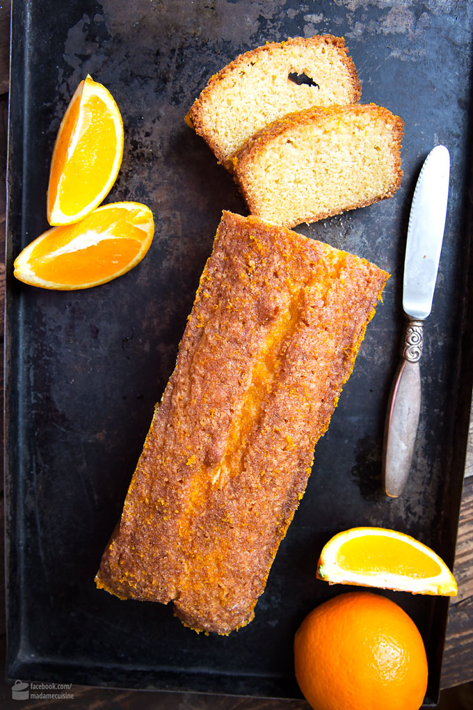 Orangenkuchen | Madame Cuisine Rezept