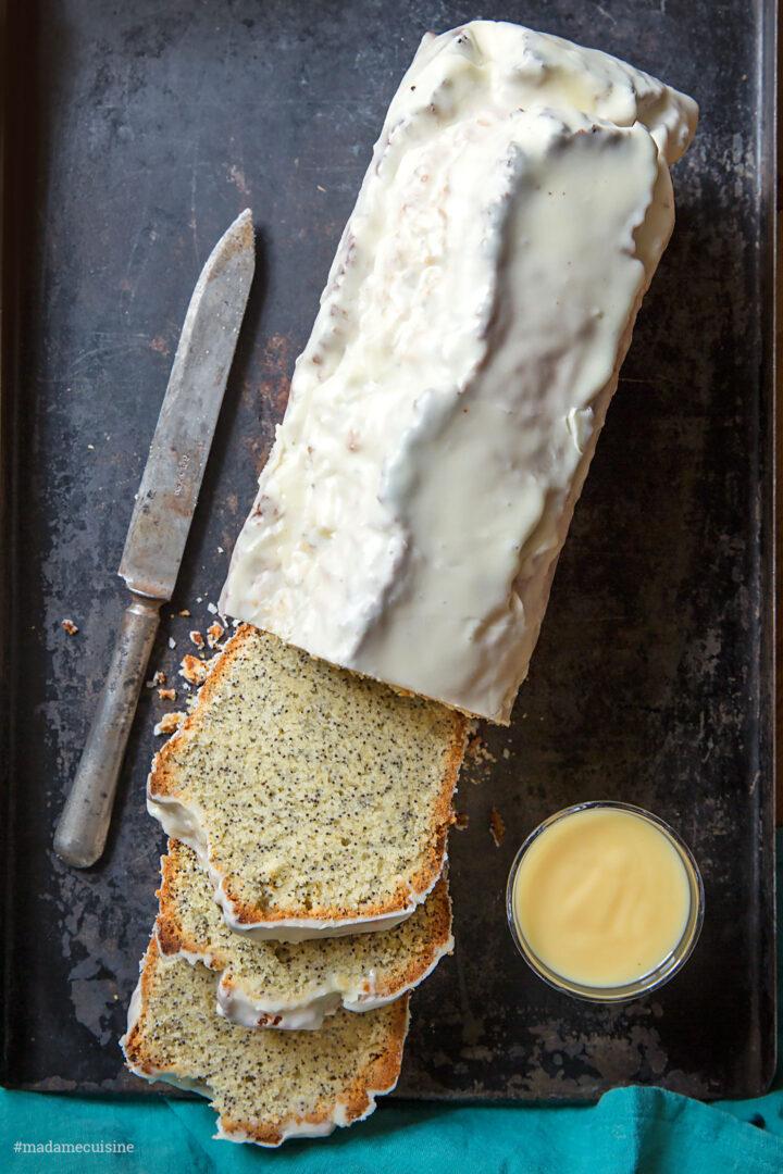 Eierlikör-Kuchen mit Mohn (Rezept mit Tradition) | Madame Cuisine Rezept
