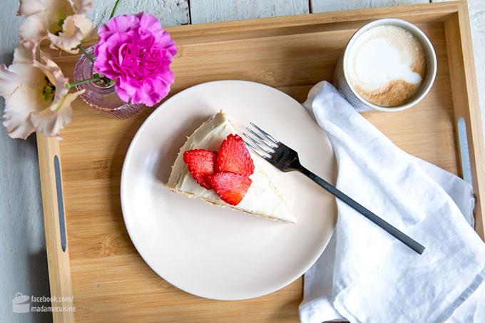 Muttertags-Torte mit Hagebutten-Konfitüre | Madame Cuisine Rezept