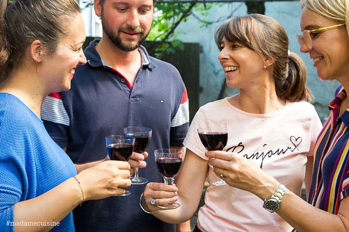 Grillspieße für die Grillparty: Rezept mit Wein | Madame Cuisine Rezept