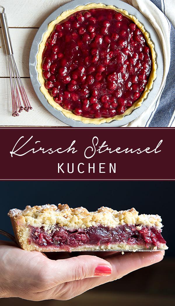 Kirsch-Streusel-Kuchen